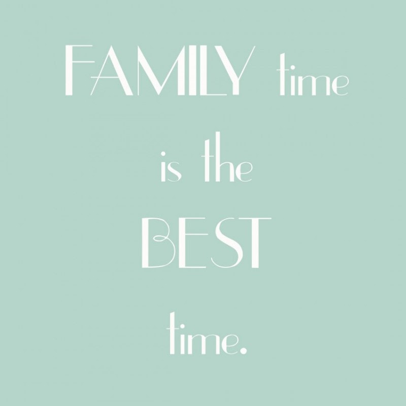 Family Time Quote Quote Number 707726 Picture Quotes