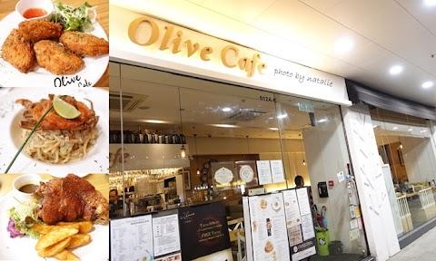 行遠D 滋味D | 食在大埔 Olive Cafe