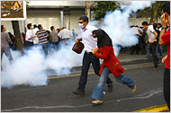 Protests Resume in Iran