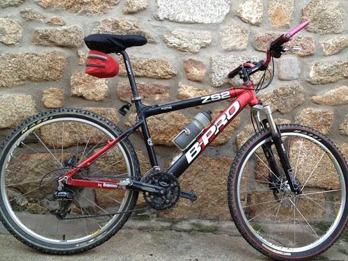 Bicicleta B-Pro ZS2 en venta