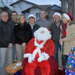 Senozan | Premiers repérages du Père Noël à Senozan…