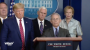 Trump and Fauci differ in tone on possible drug treatment for coronavirus