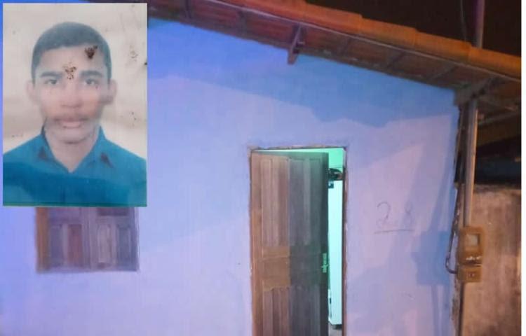 Crime chocou os moradores da pequena cidade | Foto: Reprodução | Teixeira Hoje - Foto: Reprodução | Teixeira Hoje