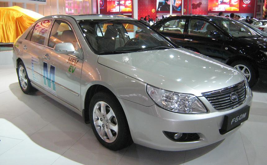F6DM - Chineses elétricos, híbridos e convencionais invadem Detroit