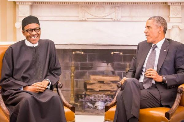 Buhari in America 9