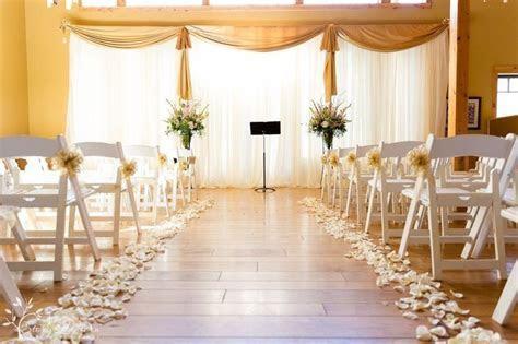 Beautiful Wedding Ceremony Decorations   Ceremony decor