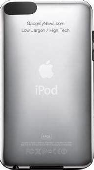 apple ipod touch gb lands   camera  nano
