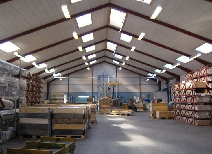 Prefabricated Industrial Shed Hitech Innovations
