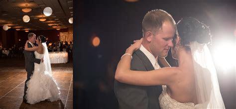 Julie & Dylan   Wisconsin Dells Wilderness Resort Wedding
