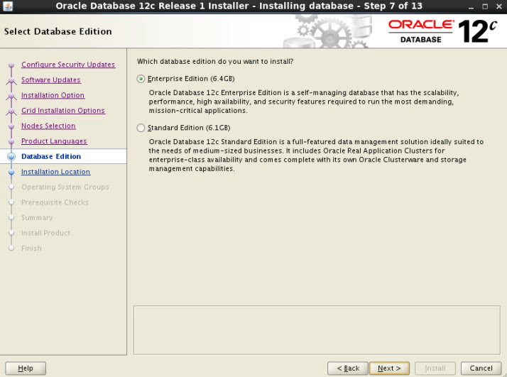 Oracle 12c RAC Setup