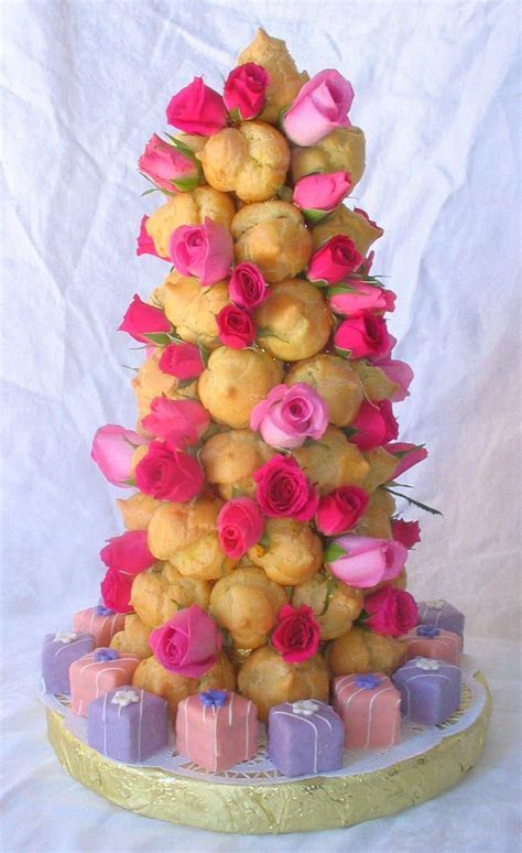 Top 25 ideas about Wedding Croquembouche on Pinterest