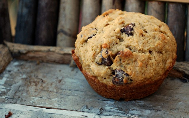 Chocolate Chip Espreso Muffin