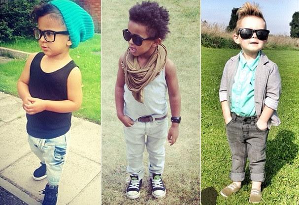 Resultado de imagem para crianças fashion