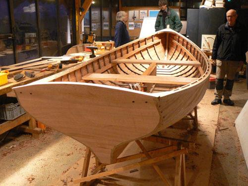 Blueprints Wooden Boat Building