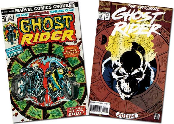 Ghost Rider #7/Original Ghost Rider #15