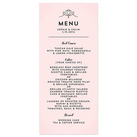 modern deco wedding menu (800×800)   OK, it's a