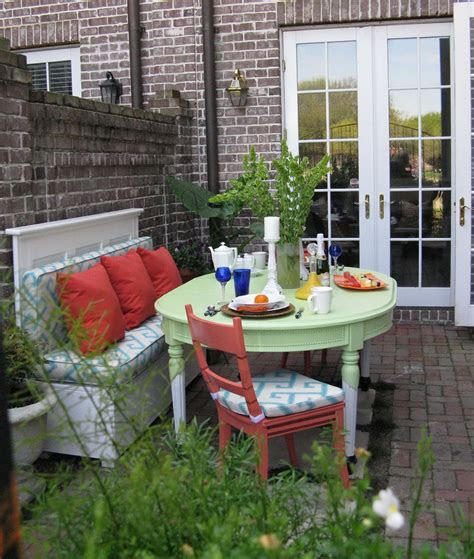 small townhouse patio decorating ideas home design house