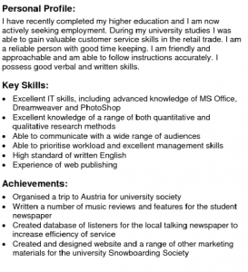 My Cv Application