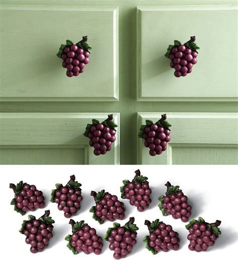 pin  brenda tennesse  grape kitchen ideas grape