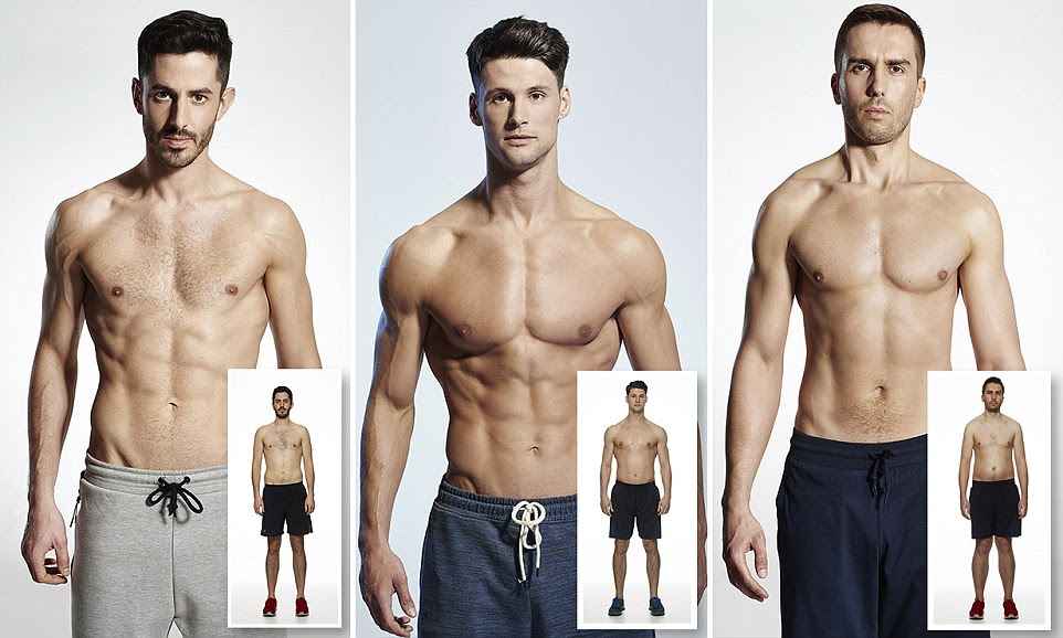 body fat percentage men's health
