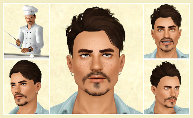Romero Flynn - Closeups