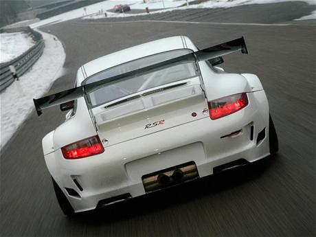 Porsche 911 Gt3 Rsr. Porsche 911 GT3 RSR