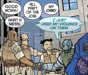 from Atomic Robo 2, by Brian Clevinger and ______