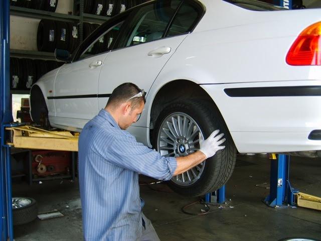 Tire Rotation Ians Tires