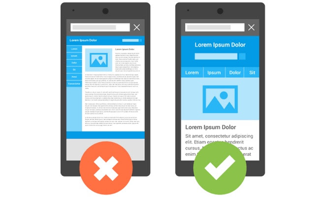 Google search results become mobile-friendly