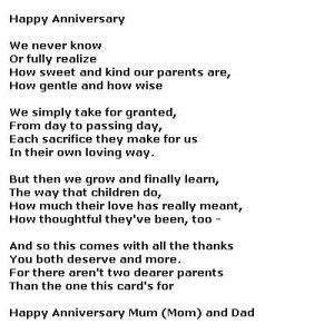 Image result for 50th anniversary speech to parents from