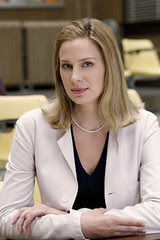 Anne Dudek as 'Amber' on HOUSE [click to enlarge]