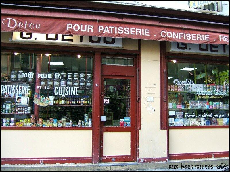 Vie quotidienne de FLaure: G. Detou