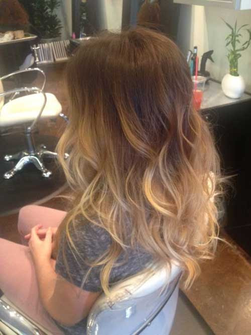40 Blonde And Dark Brown Hair Color Ideas  Hairstyles \u0026 Haircuts 2016  2017