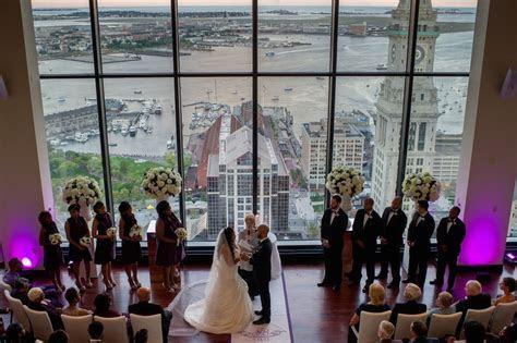 State Room Boston Wedding Photos