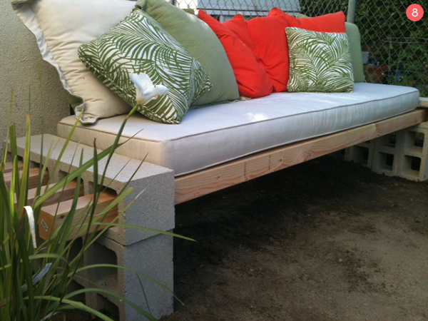 12 Awesome Concrete and Cinder Block Outdoor DIY Projects ...