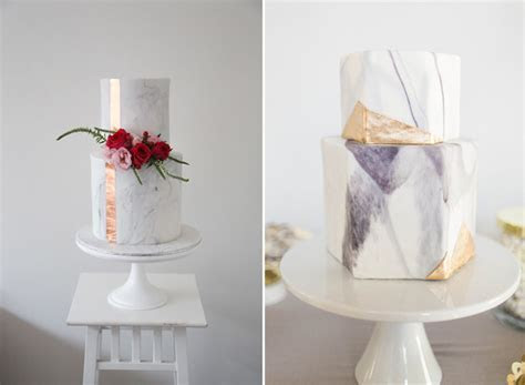 Set In Stone: 2016's Marble Wedding Trend   Confetti.ie