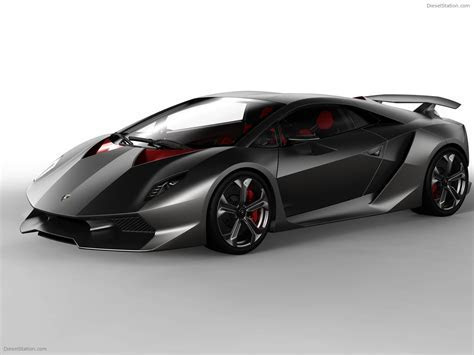 Lamborghini Sesto Elemento Concept 2010 Exotic Car Pictures #06 of 24 : Diesel Station