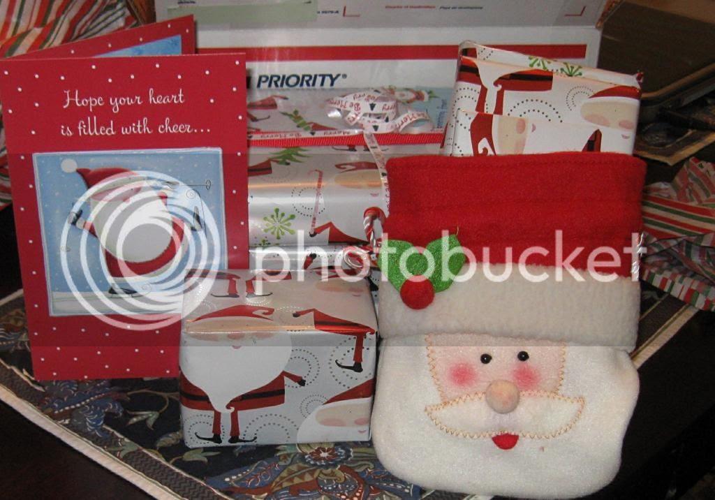 The Broke & the Bookish Secret Santa