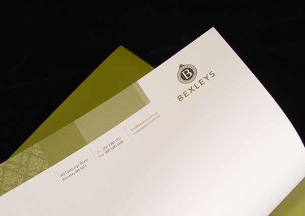 evolution of letterheads 2000s 01 The Evolution of Letterheads Throughout The Years