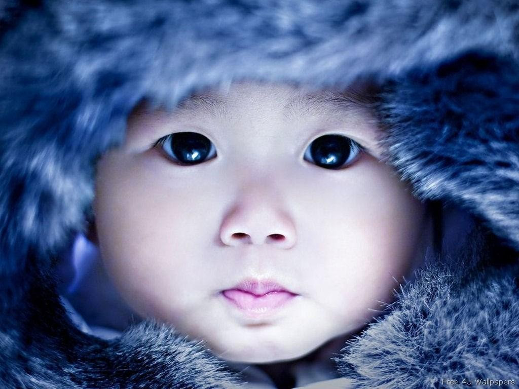 Little Cute Baby Wallpapers Hd Wallpapers 1024x768