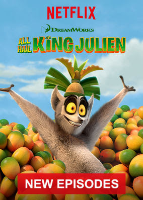 All Hail King Julien - Season 5