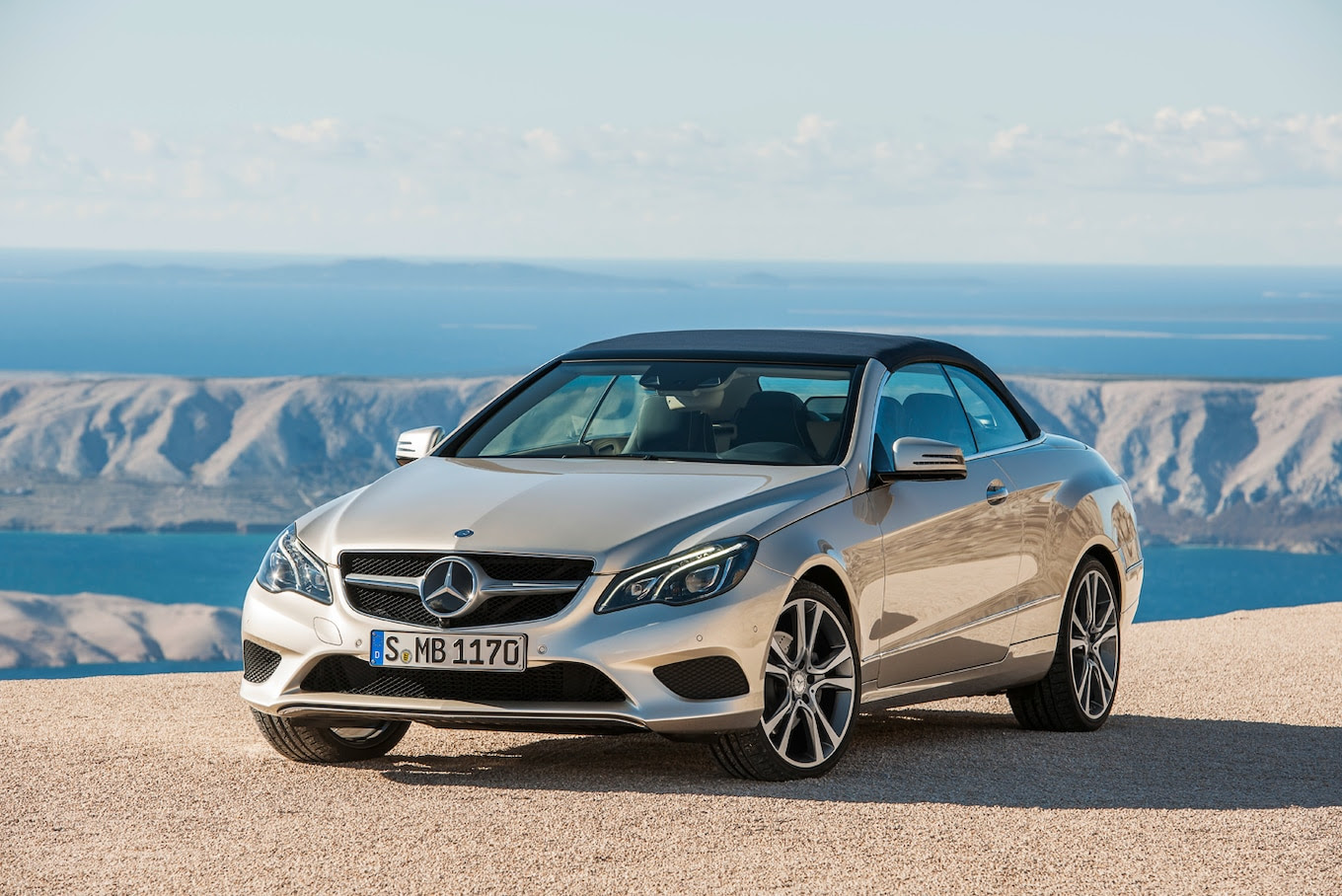 2014 Mercedes-Benz E-Class Coupe and Cabriolet First Look ...