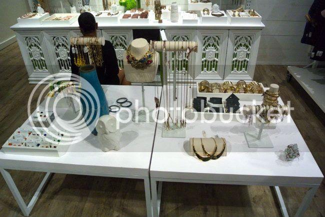 Piperlime Soho Store Jewelry Display