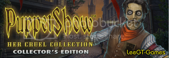 PuppetShow 9: Her Cruel Collection Collectors Edition [vFinal]