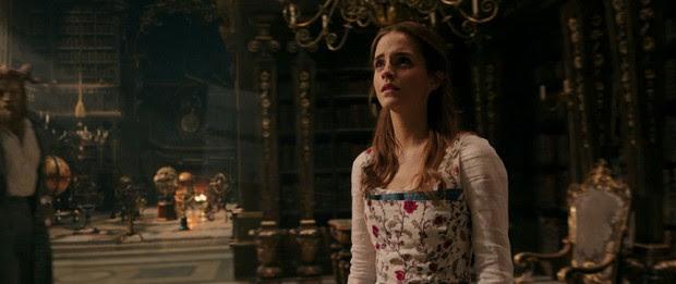 Emma Watson em A Bela e a Fera (Foto: Divulgação/ Walt Disney)
