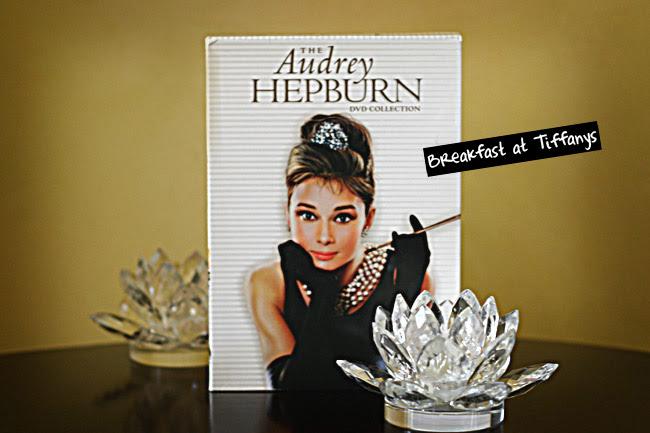 Audrey Hepburn, Breakfast at Tiffanys, Crystal, Holly Golightly