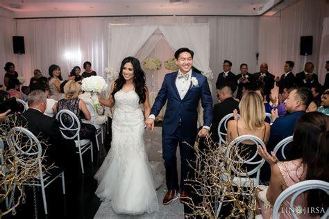 The Venue by Three Petals Huntington Beach Wedding   Kim