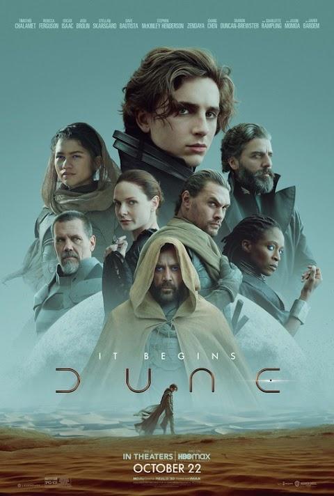 Dune (2021) 720p 1080p WebRip x265 (English with subtitles) Full Movie