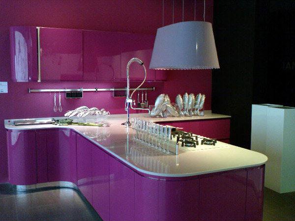 Junkshop Chic Kitchen Design - InteriorZine