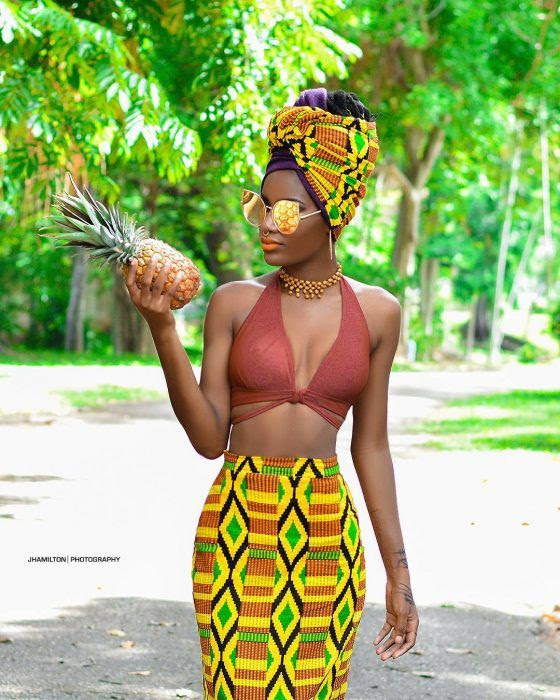 latest trendy ankara fashion styles for slay queens of 2018, Hottest Ankara Styles For Slay Queens In 2018, slay mamas ankara styles 2018, beautiful slay queen ankara styles, 2018 trendy ankara styles for the hot slay queens